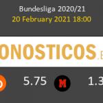 Schalke 04 vs Borussia Dortmund Pronostico (20 Feb 2021) 5