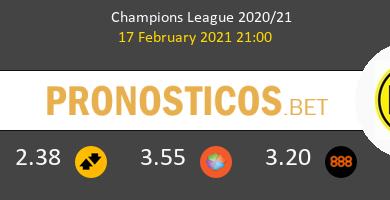 Sevilla vs Dortmund Pronostico (17 Feb 2021) 5