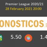 Sheffield United vs Liverpool Pronostico (28 Feb 2021) 2