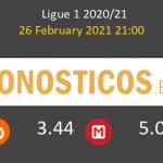 Stade Rennais vs Nice Pronostico (26 Feb 2021) 4