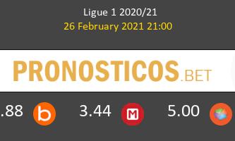 Stade Rennais vs Nice Pronostico (26 Feb 2021) 2
