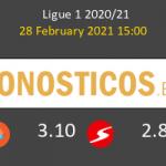 Stade de Reims vs Montpellier Pronostico (28 Feb 2021) 2