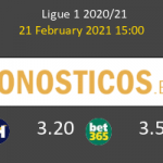 Strasbourg vs Angers SCO Pronostico (21 Feb 2021) 4
