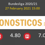 Stuttgart vs Schalke 04 Pronostico (27 Feb 2021) 6