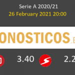 Torino vs Sassuolo Pronostico (26 Feb 2021) 5