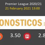 West Ham vs Tottenham Hotspur Pronostico (21 Feb 2021) 5