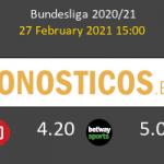 Wolfsburg vs Hertha BSC Pronostico (27 Feb 2021) 6