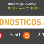 Arminia Bielefeld vs Union Berlin Pronostico (7 Mar 2021) 2