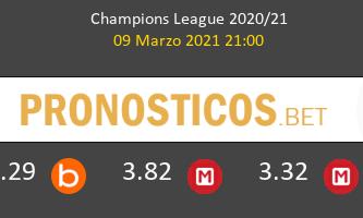 Borussia Dortmund vs Sevilla Pronostico (9 Mar 2021) 2