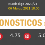 Bayern Munich vs Borussia Dortmund Pronostico (6 Mar 2021) 4