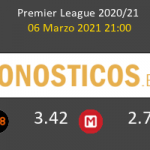 Brighton vs Leicester Pronostico (6 Mar 2021) 2