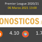 Burnley vs Arsenal Pronostico (6 Mar 2021) 5
