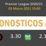 Burnley vs Leicester Pronostico (3 Mar 2021) 6