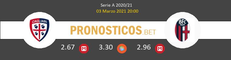 Cagliari vs Bologna Pronostico (3 Mar 2021) 1