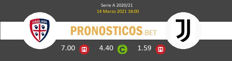 Cagliari vs Juventus Pronostico (14 Mar 2021) 1