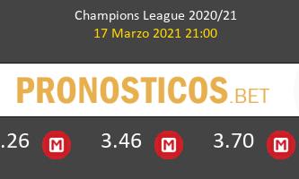 Chelsea vs Atlético Pronostico (17 Mar 2021) 1