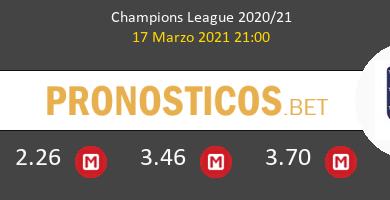 Chelsea vs Atlético Pronostico (17 Mar 2021) 6