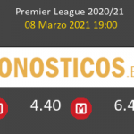 Chelsea vs Everton Pronostico (8 Mar 2021) 3