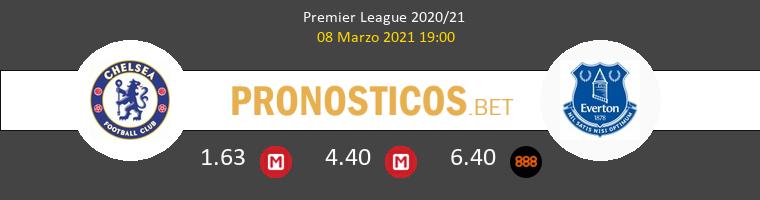 Chelsea vs Everton Pronostico (8 Mar 2021) 1
