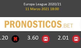 Dinamo Kiev vs Villarreal Pronostico (11 Mar 2021) 2