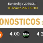 Eintracht Frankfurt vs Stuttgart Pronostico (6 Mar 2021) 6