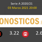 Genoa vs Sampdoria Pronostico (3 Mar 2021) 6