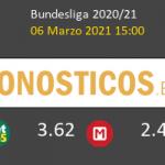 Hoffenheim vs Wolfsburg Pronostico (6 Mar 2021) 2