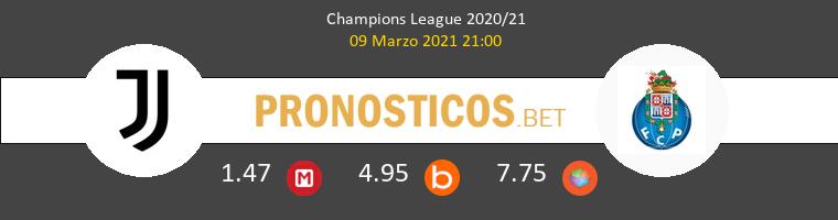 Juventus vs Porto Pronostico (9 Mar 2021) 1