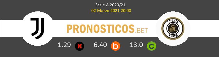 Juventus vs Spezia Pronostico (2 Mar 2021) 1