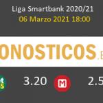 Las Palmas vs Rayo Vallecano Pronostico (6 Mar 2021) 3