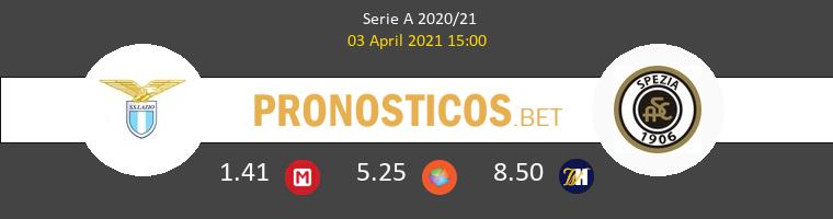 Lazio vs Spezia Pronostico (3 Abr 2021) 1