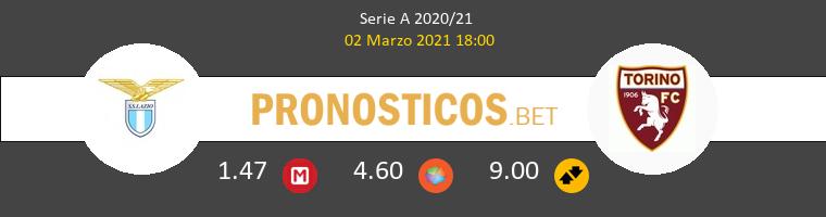 Lazio vs Torino Pronostico (2 Mar 2021) 1