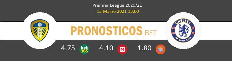Leeds United vs Chelsea Pronostico (13 Mar 2021) 1