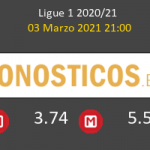 Lille vs Marsella Pronostico (3 Mar 2021) 6