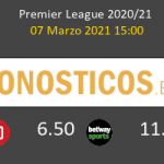 Liverpool vs Fulham Pronostico (7 Mar 2021) 6