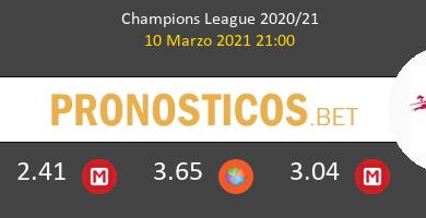Liverpool vs Red Bull Leipzig Pronostico (10 Mar 2021) 5