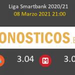 Lugo vs Fuenlabrada Pronostico (8 Mar 2021) 2
