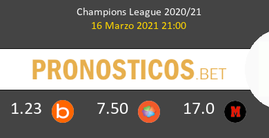 Manchester City vs B. Mönchengladbach Pronostico (16 Mar 2021) 4