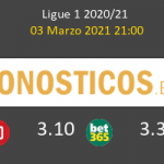 Nantes vs Stade de Reims Pronostico (3 Mar 2021) 3