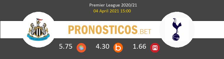 Newcastle vs Tottenham Hotspur Pronostico (4 Abr 2021) 1