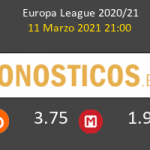 Olympiacos Piraeus vs Arsenal Pronostico (11 Mar 2021) 7