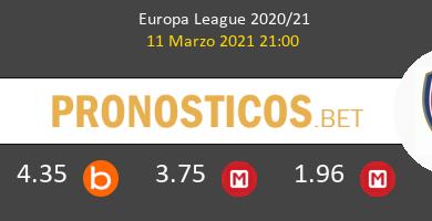 Olympiacos Piraeus vs Arsenal Pronostico (11 Mar 2021) 4