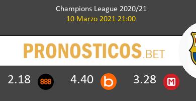 Paris Saint Germain vs Barcelona Pronostico (10 Mar 2021) 6