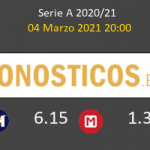 Parma vs Inter Pronostico (4 Mar 2021) 2
