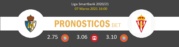 Ponferradina vs Real Sporting Pronostico (7 Mar 2021) 1