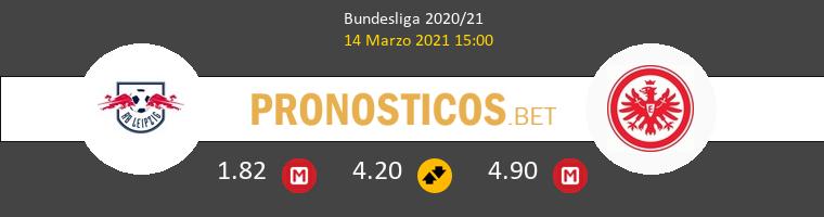 Red Bull Leipzig vs Eintracht Frankfurt Pronostico (14 Mar 2021) 1