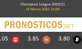 Real Madrid vs Atalanta Pronostico (16 Mar 2021) 3