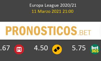 Roma vs Shakhtar Donetsk Pronostico (11 Mar 2021) 3