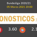 Schalke 04 vs Mainz 05 Pronostico (5 Mar 2021) 3