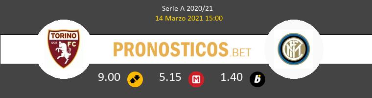 Torino vs Inter Pronostico (14 Mar 2021) 1